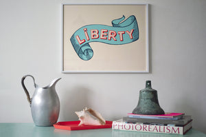 DANDY STAR LIBERTY PRINT