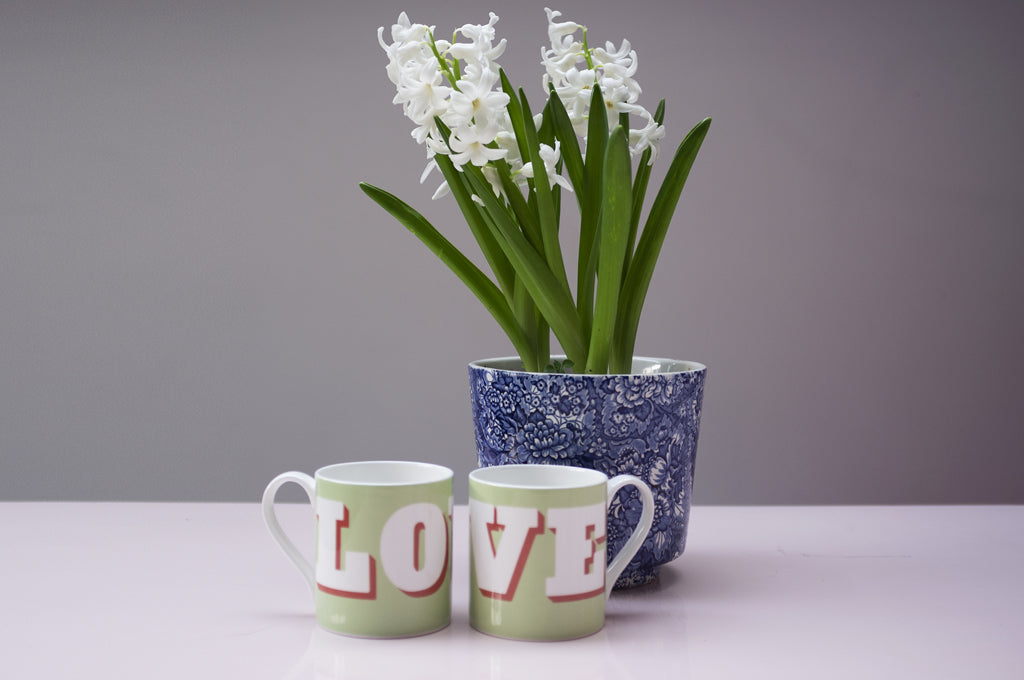 LOVE MINT MUG - Dandy Star