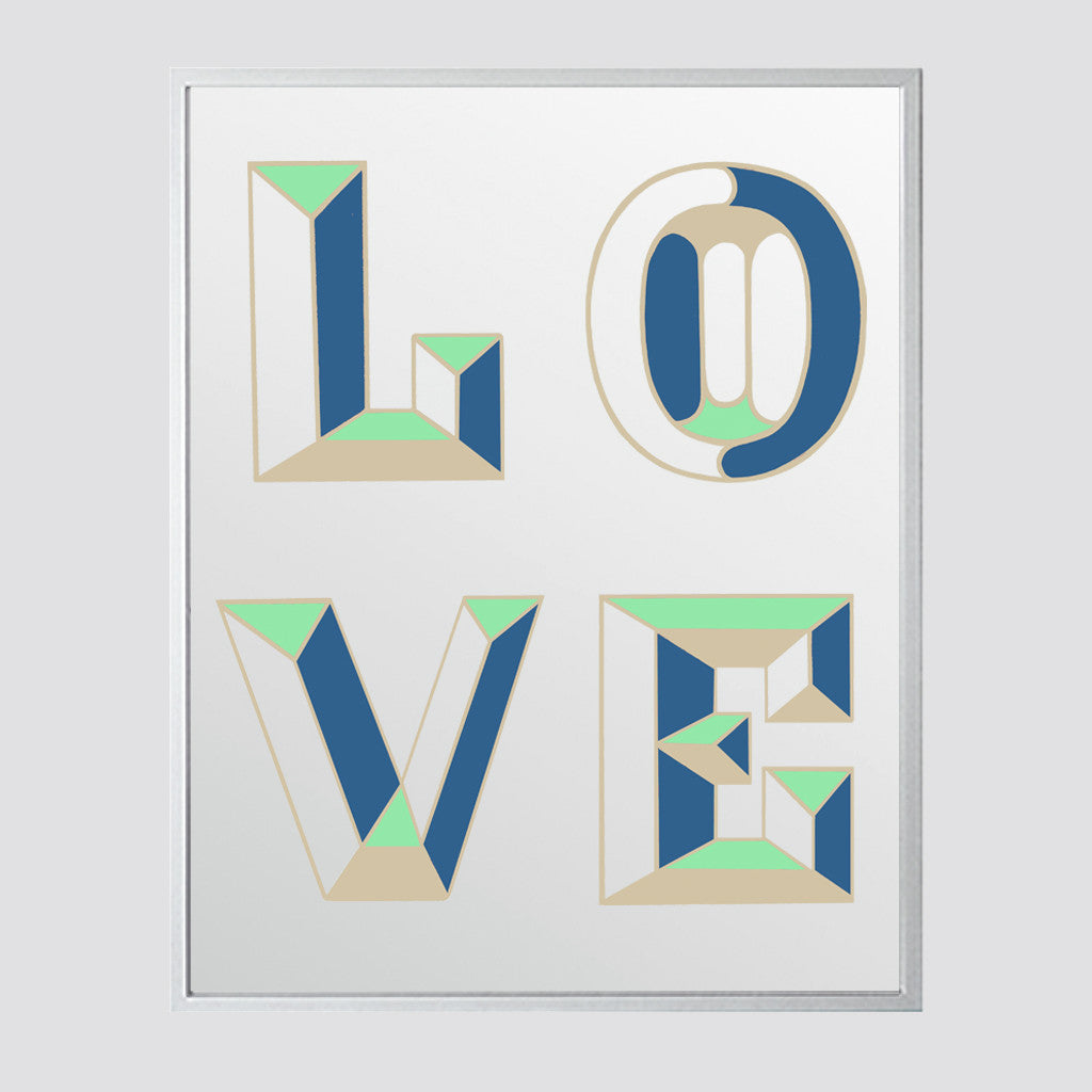 GREEN GOLD LOVE MIRROR - Dandy Star