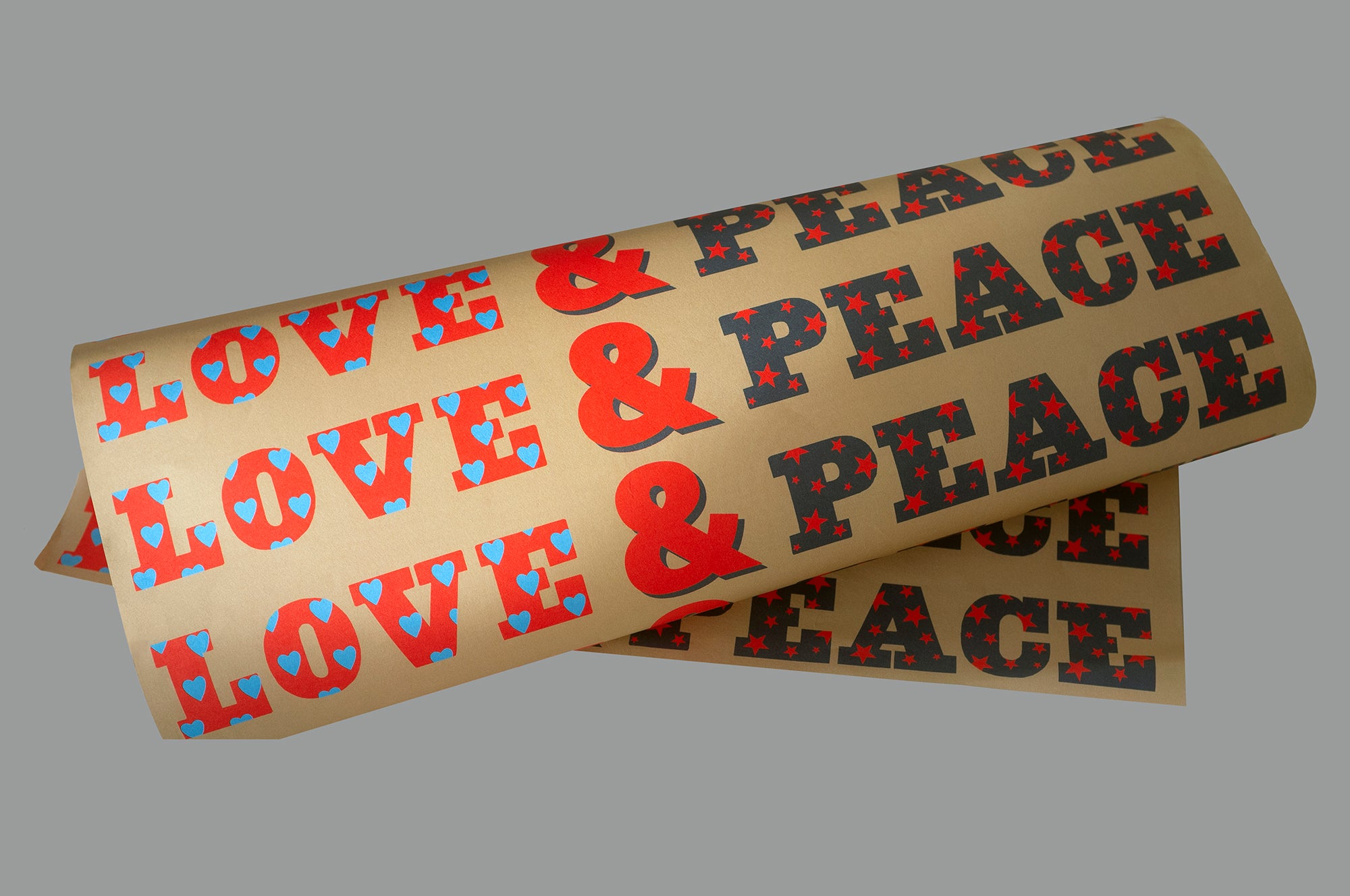 LOVE & PEACE WRAP