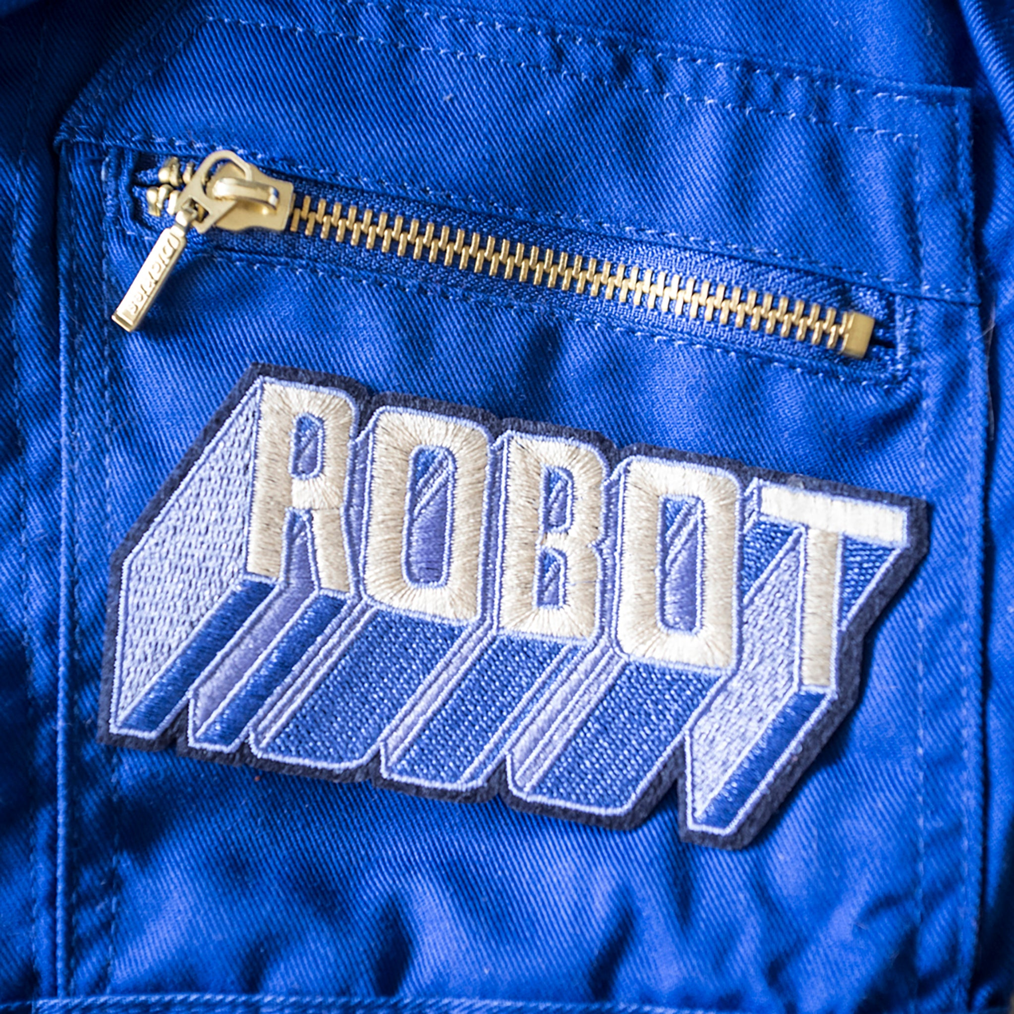 DANDY STAR ROBOT PATCH - Dandy Star