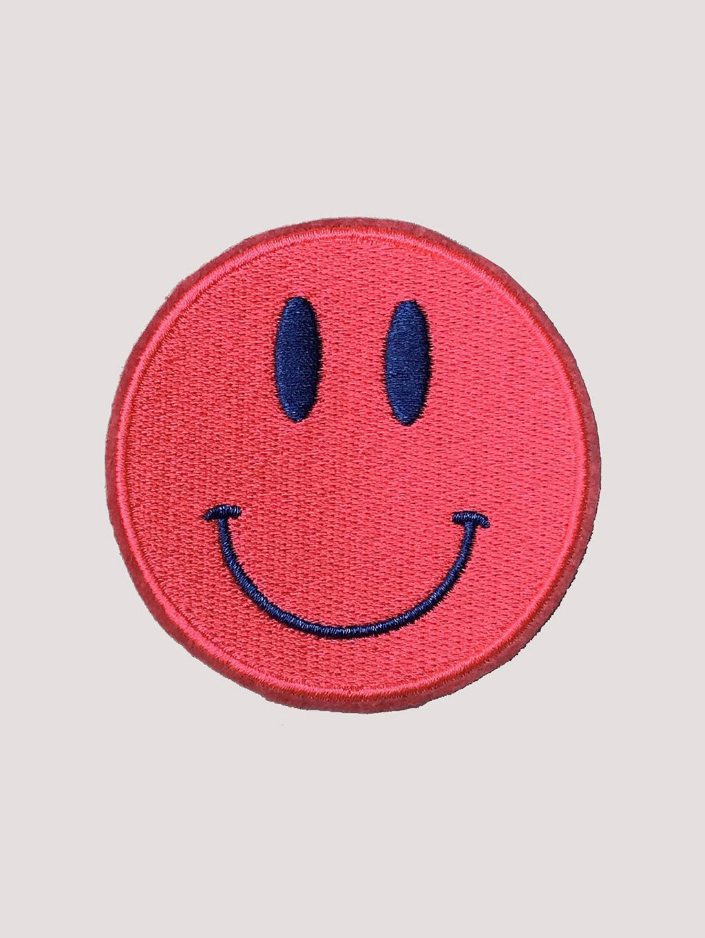 SMILEY NEON PATCH