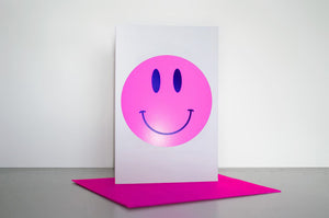 DANDY STAR SMILEY CARD