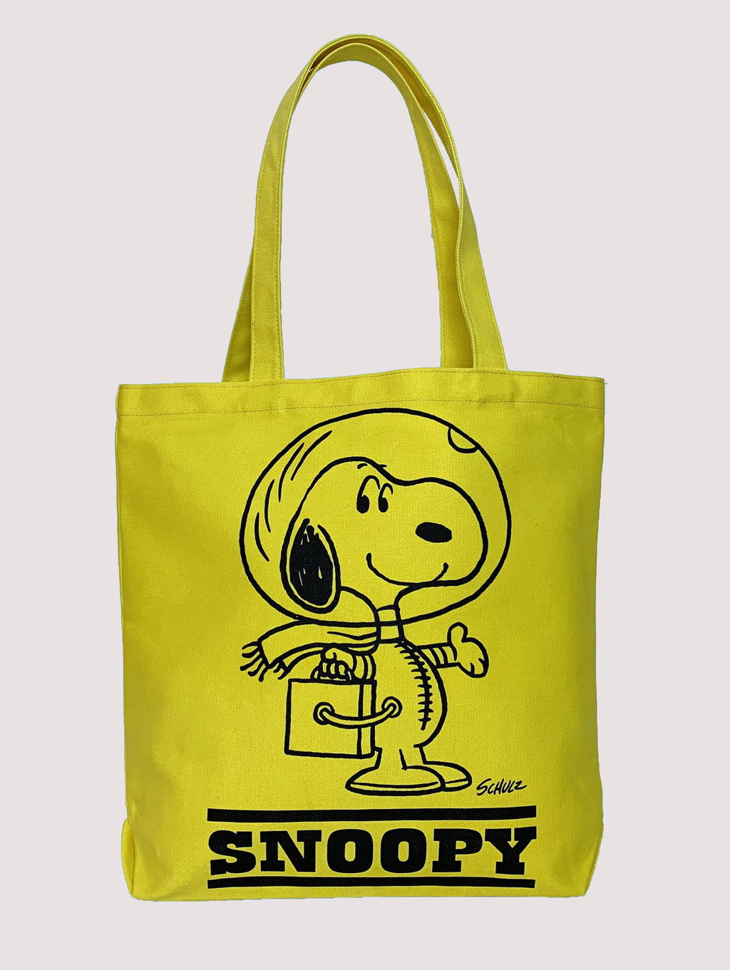 SNOOPY TOTE - ALL SYSTEMS ARE GO!