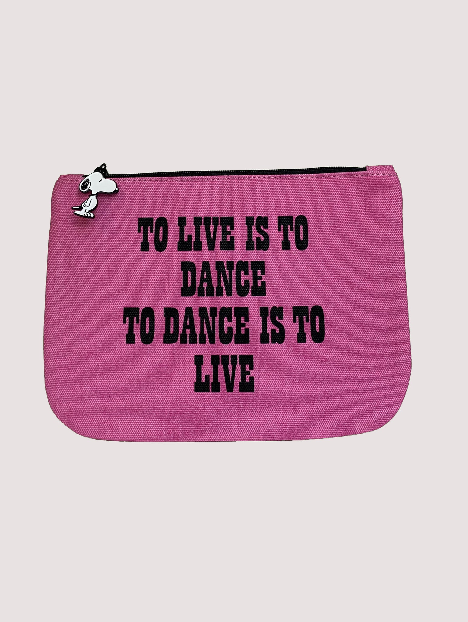 SNOOPY POUCH -  DANCE