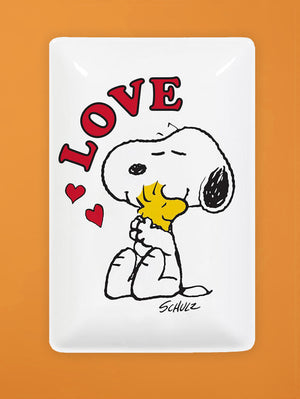 SNOOPY LOVE TRINKET DISH