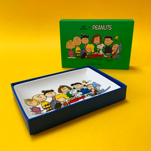 PEANUTS ~ ALL THE GANG TRINKET DISH