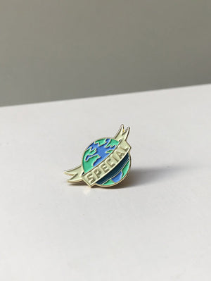SPECIAL PLANET ENAMEL PIN