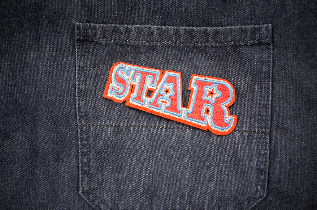 STAR PATCH - Dandy Star