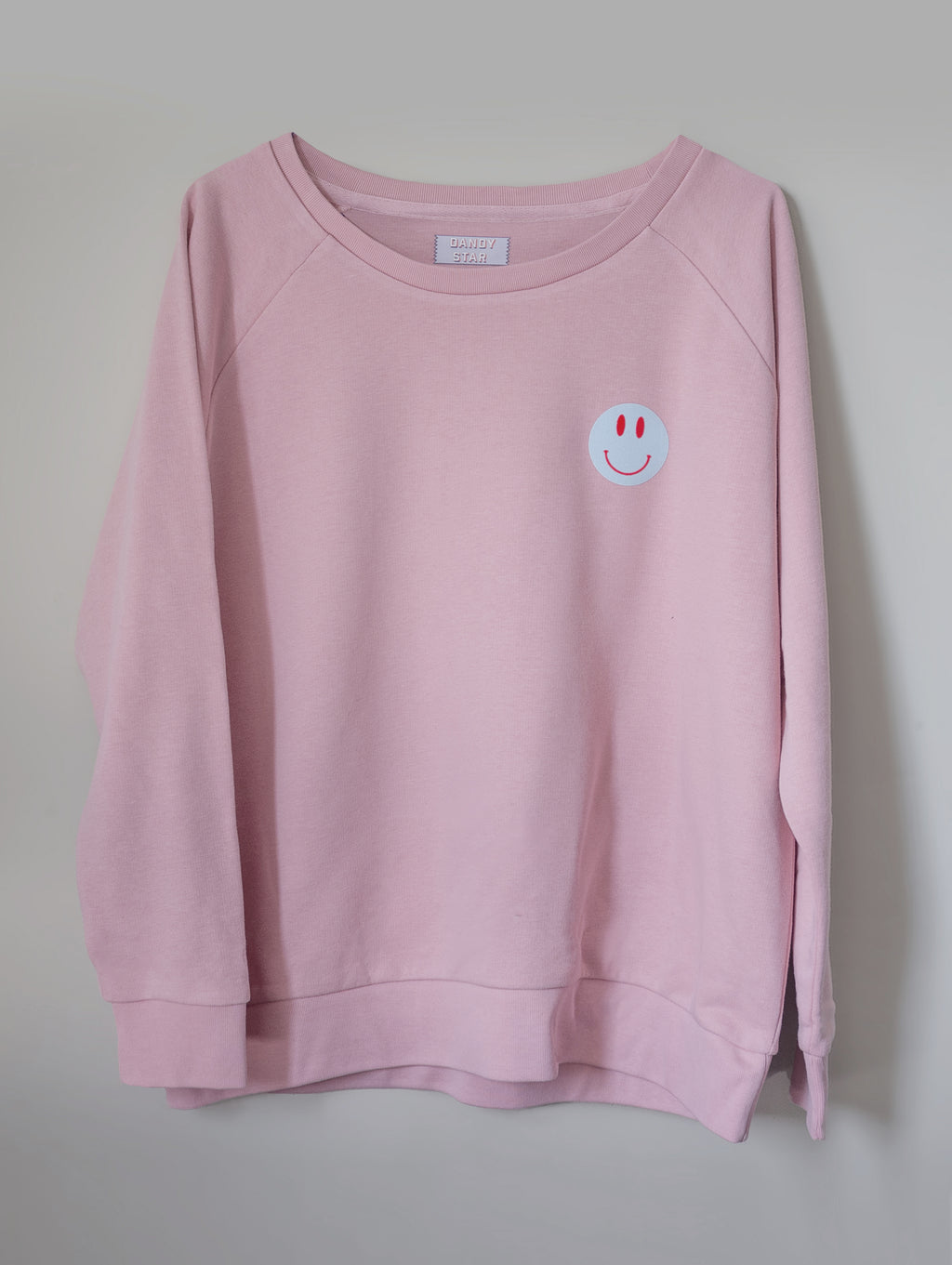 SMILEY CANDY SWEATSHIRT