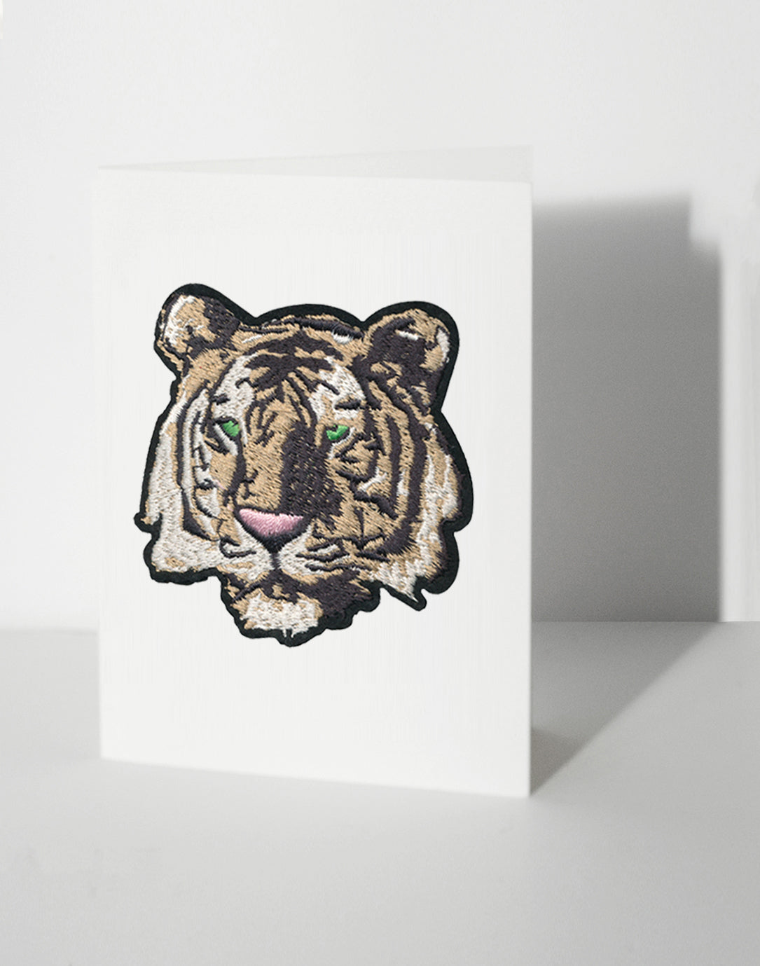 DANDY TIGER PATCH CARD - Dandy Star