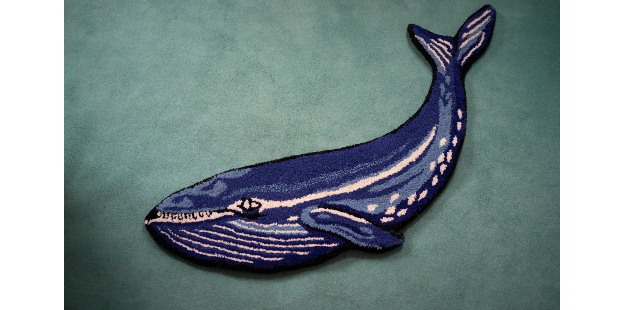 DANDY STAR SAVE THE WHALE RUG - Dandy Star