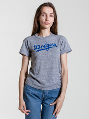 Vintage Dodgers Trae T-Shirt - Youth M