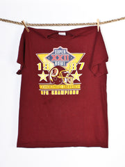 Vintage Washington Redskins T-Shirt - Label Size XL