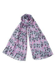 Cotton Horse Scarf