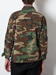 Vintage Mens Camo US Army Field Jacket
