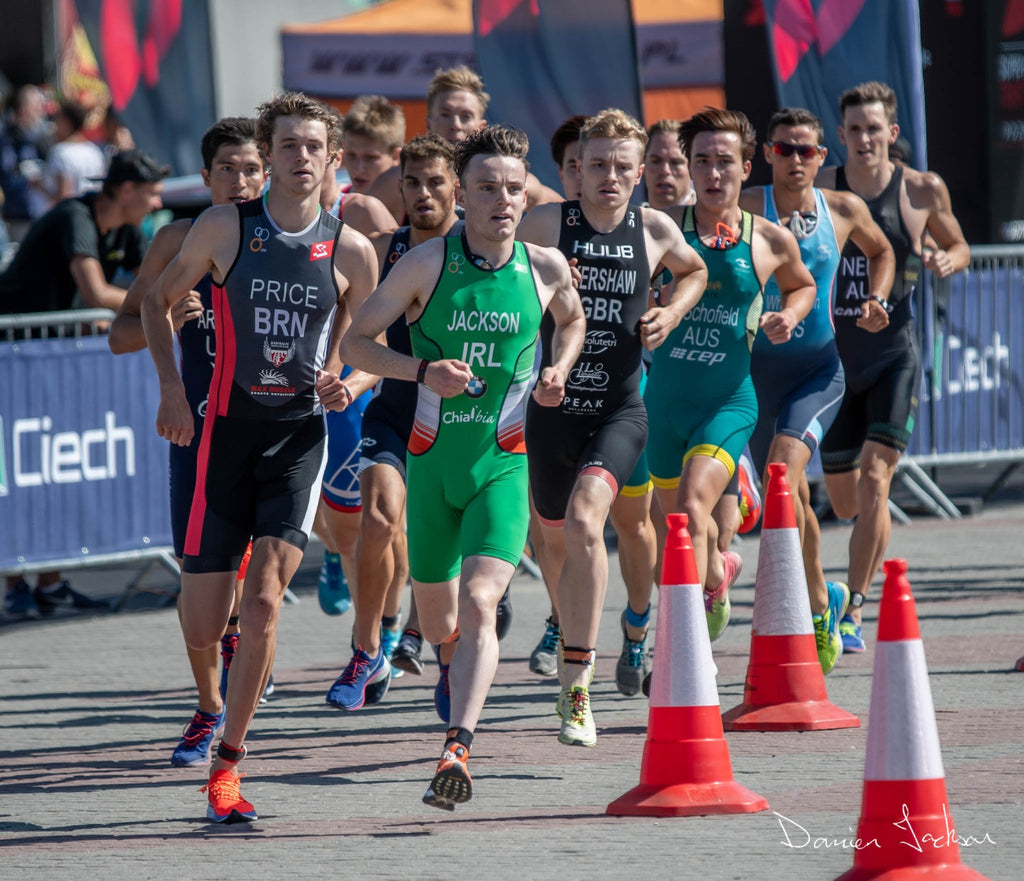 Tapering for a race - Kieran Jackson Guest Blog (Irish Sprint National Champ 2019)