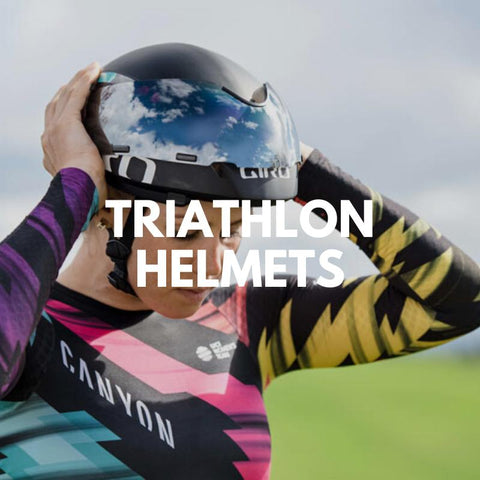 Triathlon Helmets