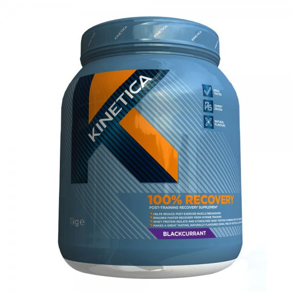 Kinetica 100% Recovery Drink Powder 1kg