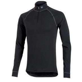 Pearl Izumi Transfer Zip Neck LS Base Layer