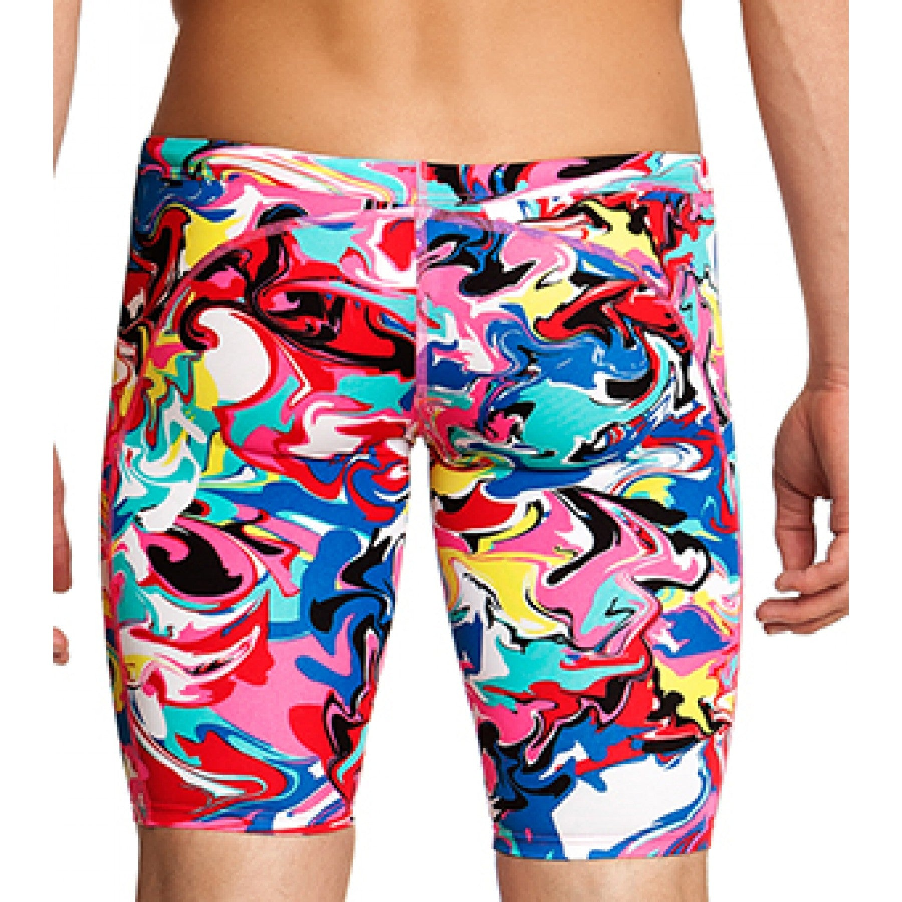 Funky Trunks Splatterfied Jammer