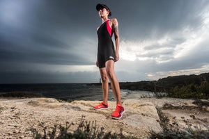USuit Red - Universal (male/female) Triathlon Suit