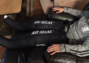 Air Relax Recovery Boots