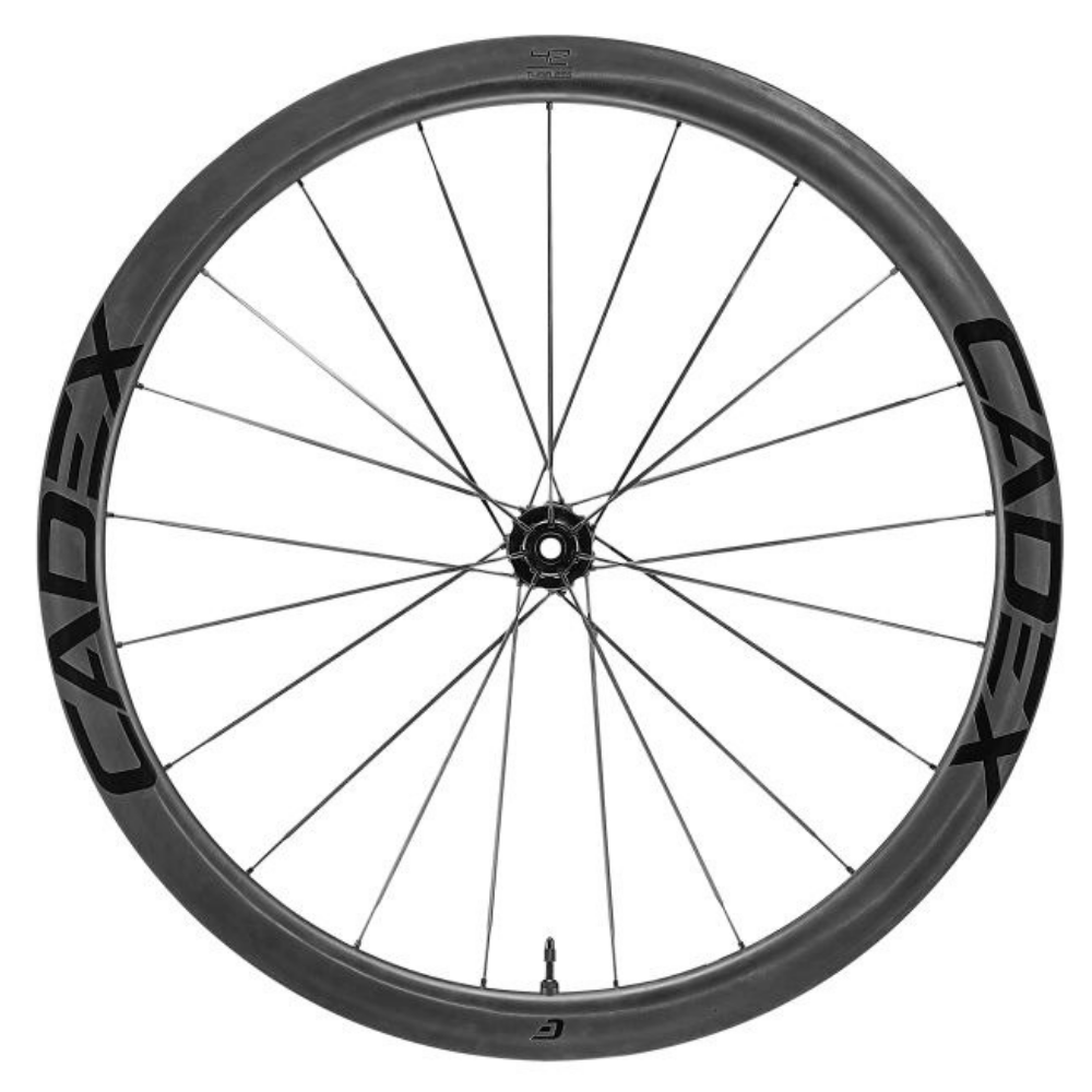 Cadex 42 Disc Tubeless Wheels