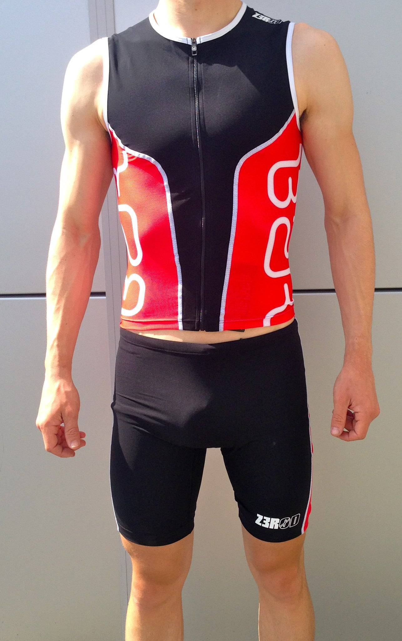 Base2Race Tri Short