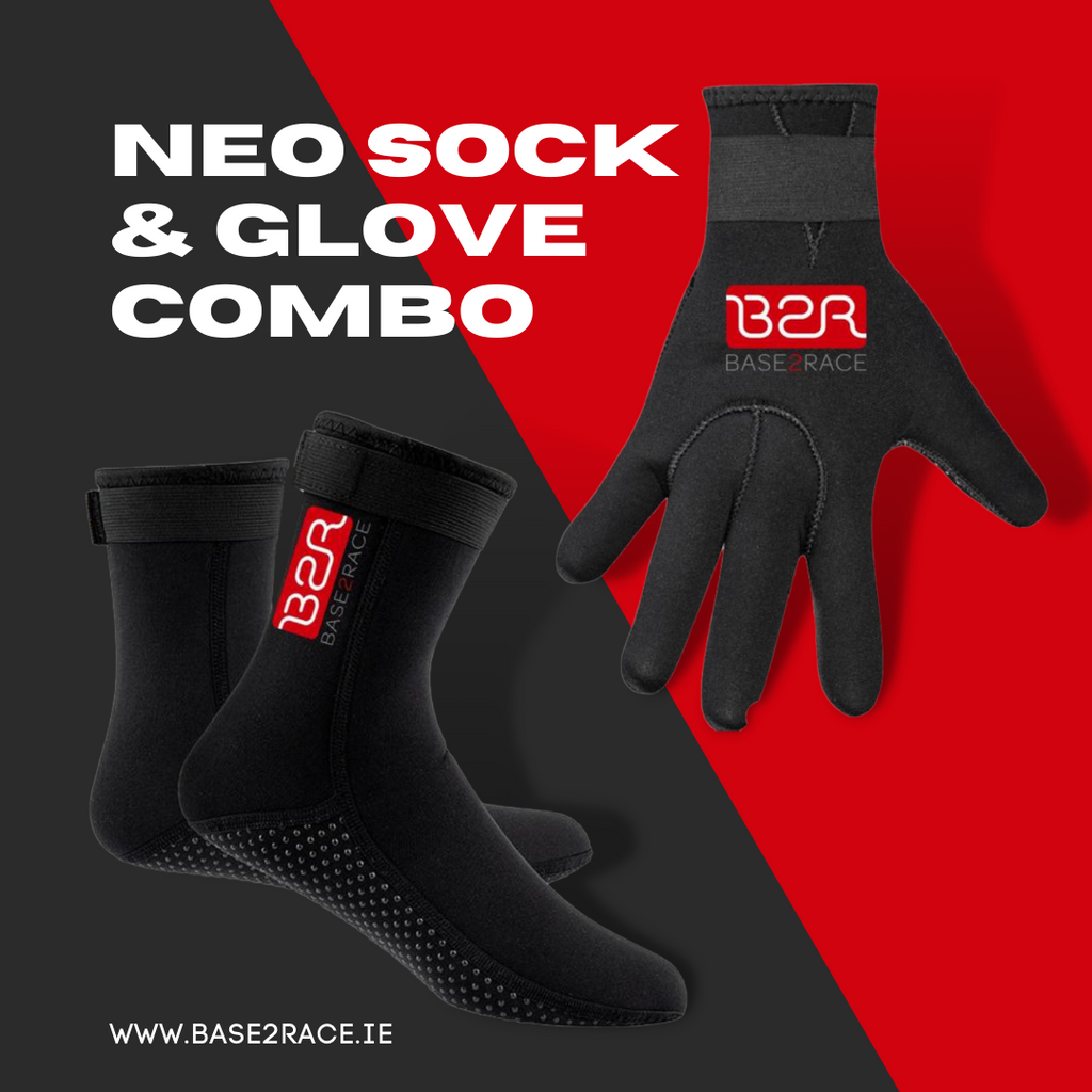 Base2Race Neo Sock & Glove Combo