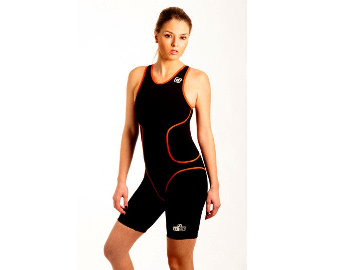 Osuit Female Black & Orange