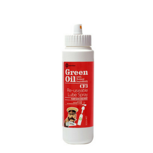 Green Oil CF3 Re-useable Lube Spray