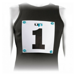 UP Race Number Magnets