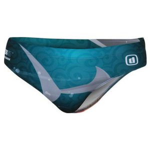 Shark Green Brief