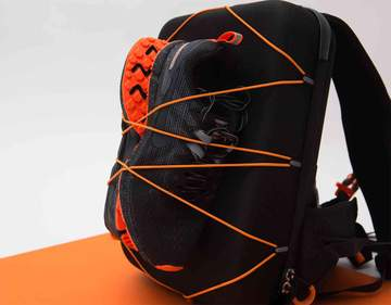Backpack Pro Orange