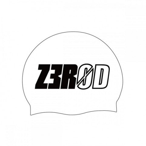 Zerod Swim Cap White