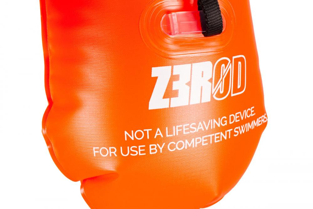 ZeroD Open Water Safety Buoy