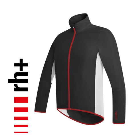 RH+ Windshell Black/Red