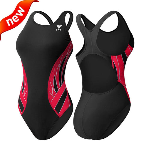TYR Phoenix Diamondfit Black/Red