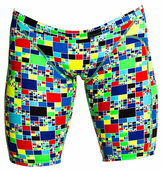 Funky Trunks® Rubiks Runner