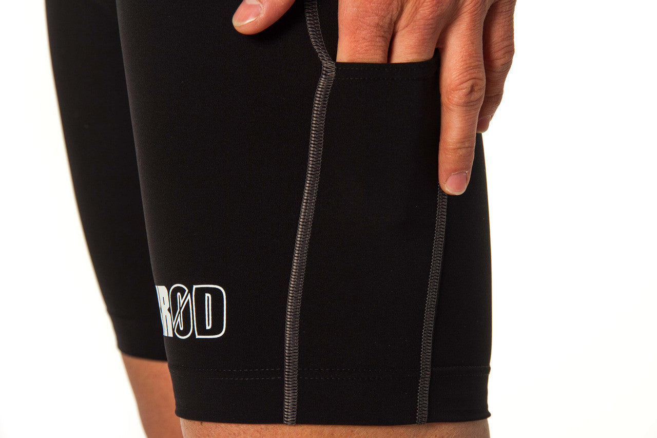 IShort Black - IRONMAN Distance Short