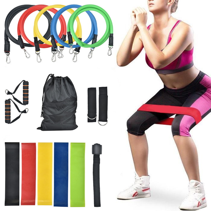 Resistance Band Set (15pc)