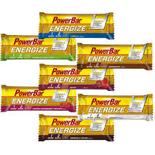 Powerbar  Energize bars
