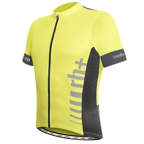 Logo Evo Jersey yellow Anthracite