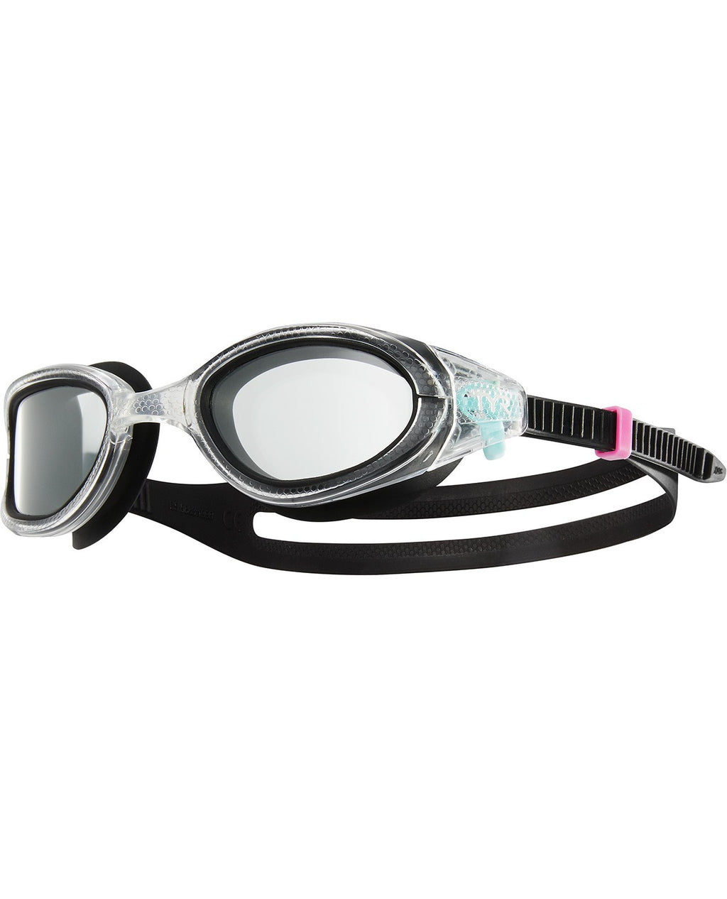 TYR Special OPS 3.0 Femme Clear Black