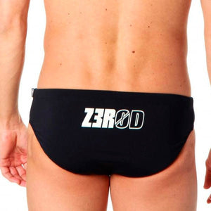 ZeroD Brief Blue & Orange
