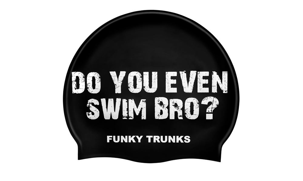 Do you even swim bro ?