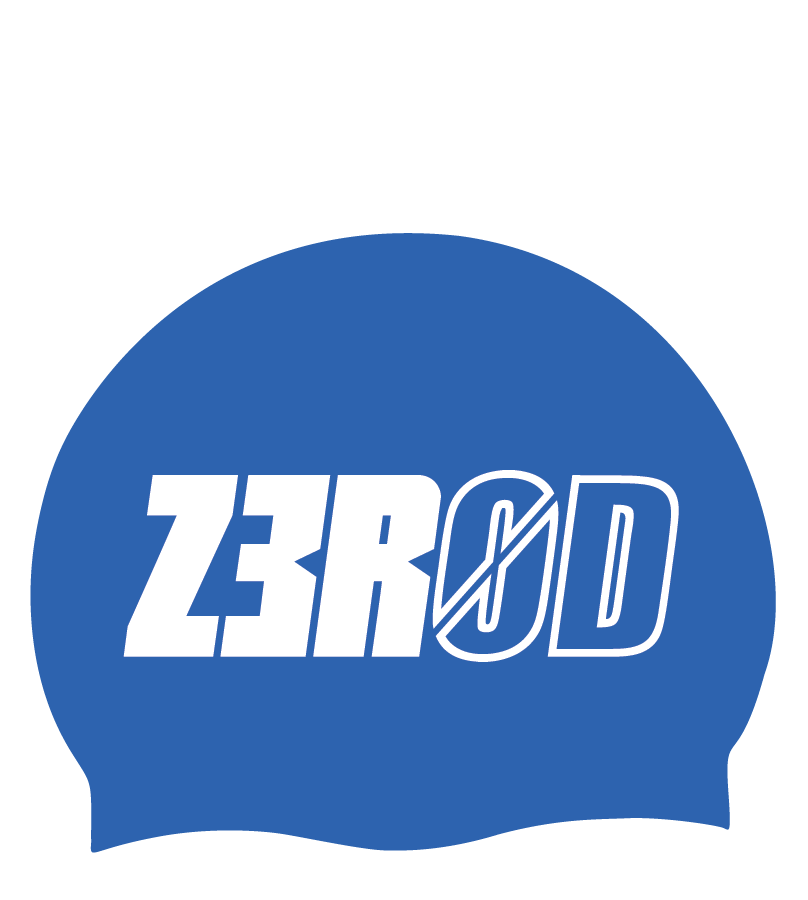 Zerod Swim Cap Blue