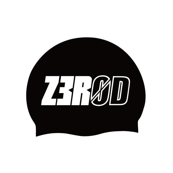 Zerod Swim Cap Black