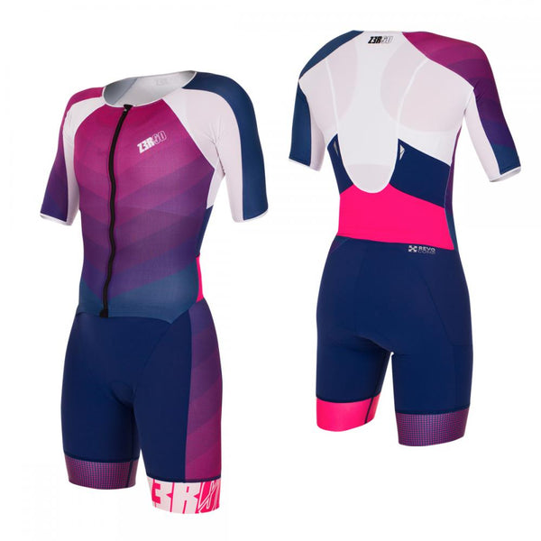 Female TT Triathlon Dark Blue/Pink
